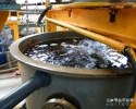 Boucle d'essais en corrosion marine