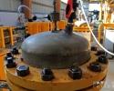 Réacteur pour essais de corrosion marine