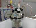 Essai corrosion électrochimique en réacteur