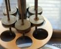 Polisseuse du laboratoire matériaux de corrodys