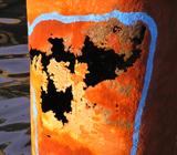 Recherche protection cathodique - Corrosion accélérée en milieu portuaire