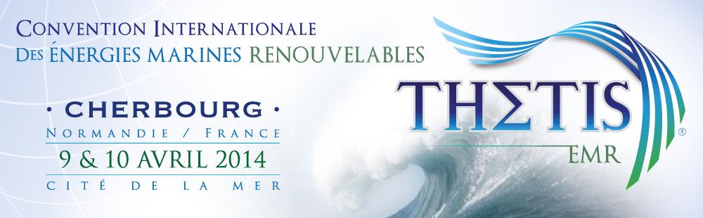 Thétis 2014 à Cherbourg