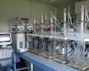 Essai de corrosion sous imposition de potentiel d'alliages inoxydables en eau de mer