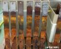 Essai corrosion eau de mer