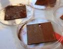 Echantillons de métal