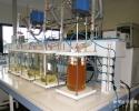 Réacteurs en verre