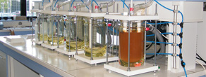 Etudes en corrosion et biocorrosion pour maîtriser la corrosion