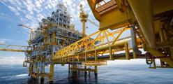 Test efficacité biocide - Plateforme pétrolière