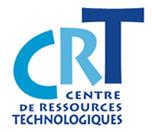 CRT centre de ressources technologiques logo