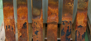 Study in marine corrosion